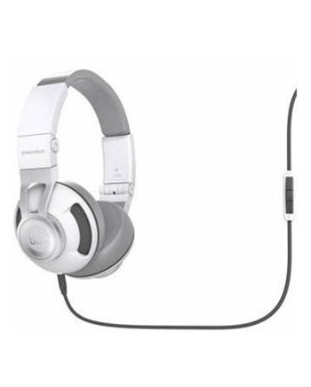 JBL Synchros S300A Headset with Mic  (Grey, Over the Ear)
