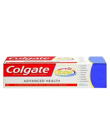 Colgate Total Advanced Health Toothpaste  (120 g)
