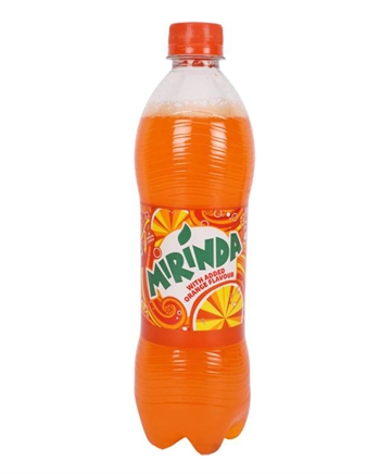 Mirinda 600 ml  (Plastic Bottle)