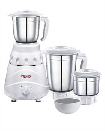 Prestige Flair - 3 Jar 550 W Mixer Grinder