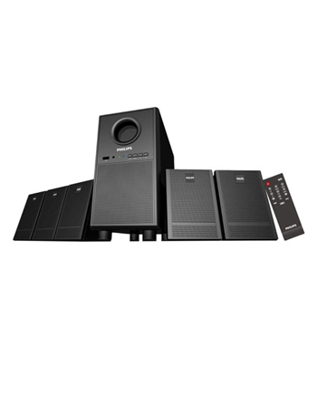 Philips SPA3000U/94 5.1 Speaker System
