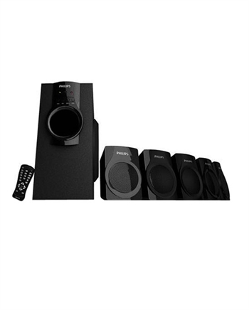 Philips IN-DSP33UR/94 5.1 USB Speaker System