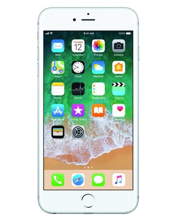 Apple iPhone 6s Plus Product (Silver, 32 GB)