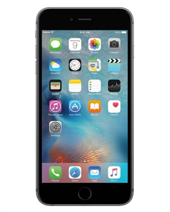 Apple iPhone 6s Plus (Space Grey, 128 GB)